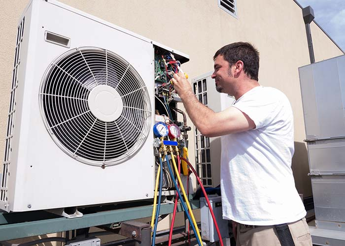 air conditioning contractor in Austin