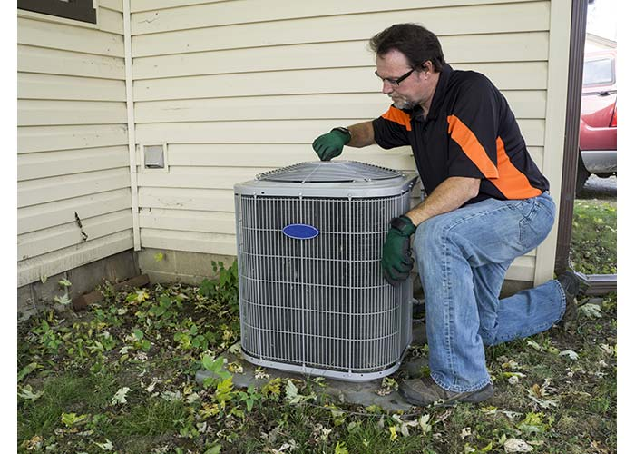air conditioning specialist in austin doing ac repair