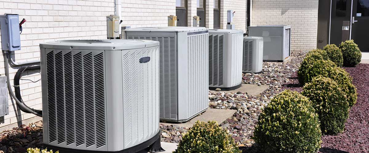 air conditioning installation for residential homes